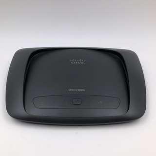 CISCO Linksys X2000 Wireless-N ADSL2 + Modem Router