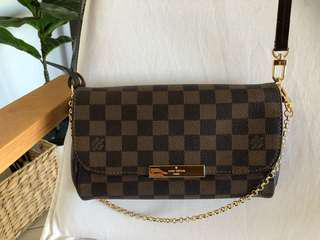 Authentic Louise Vuitton favourite Mm dameir