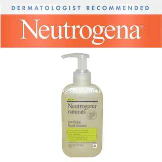 Neutrogena Purifying Facial Cleanser (177ml)