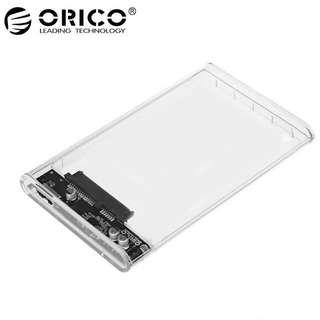 Orico Transparent 2.5 HDD External Enclosure