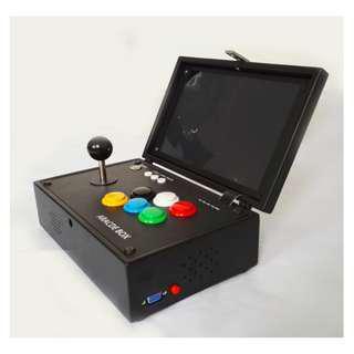 (一年保用)(現貨)(迷李輕便版) 月光寶盒 6 潘多拉盒 6 -- 1300個遊戲 HDMI 迷李輕便版 中文版 (可自行安裝10000個遊戲)