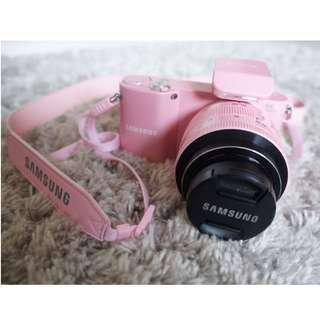 Limited Edition Samsung NX1000 Pink Dual Lens Package