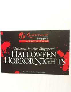 Halloween Horror Nights 8 Singapore