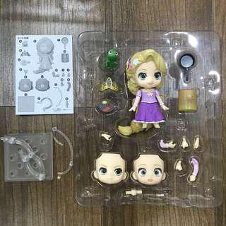 ✅ PRELOVED NENDOROID RAPUNZEL DISNEY 804 GOOD SMILE COMPANY