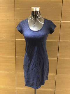 Navy Blues Gap Dress