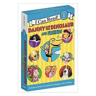 DANNY AND THE DINOSAUR AND FRIENDS: LEVEL ONE BOX SET (I CAN READ LEVEL 1)