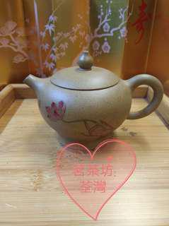 茗茶坊 :正宗宜興紫砂壺(段泥壺)