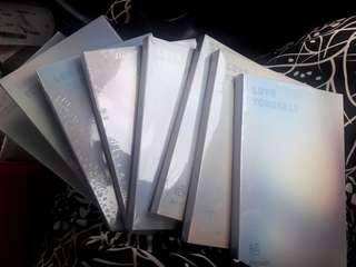 Readystock BTS ANSWER Album