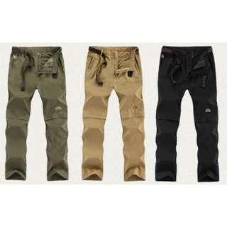 Trekking Quick Drying Pants ( fishing / Camping )