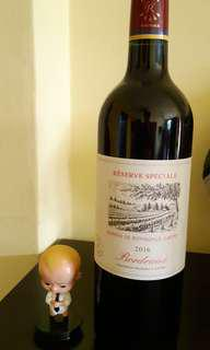 Bordeux Red Wine reduced price