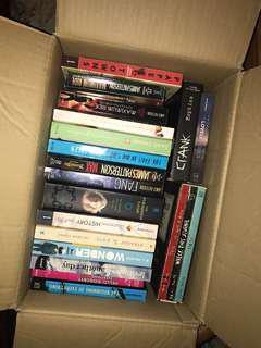 BOOKS FOR SALE! Pm me for Individual Prices