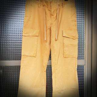Ck正品卡其色工作褲,原價7190元,尺碼31