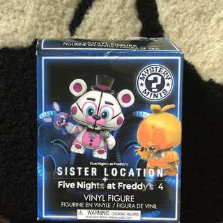 five nights at freddy's sister location bling box