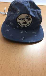 Vans off the wall cap 100%real 95%new 洗過一次
