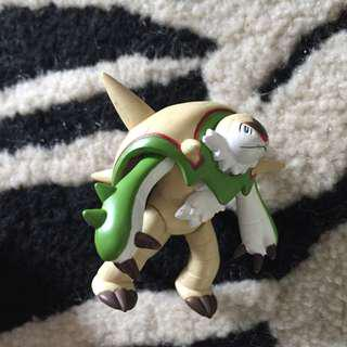 Pokemon Chesnaught figure