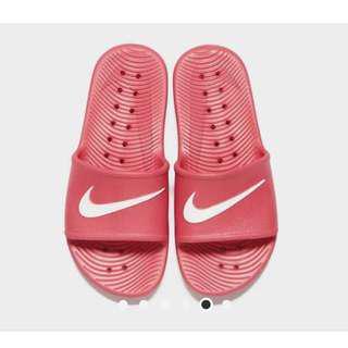 特別靚色x超抵價🤩 Nike Kawa Slider Shower 桃紅 深粉紅 拖鞋