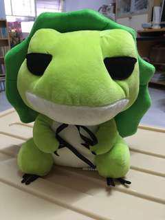 旅行青蛙 高28cm