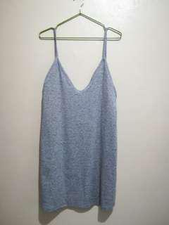Korean Sleeveless Dress