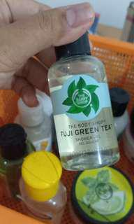 Fuji Green Tea 60ml Shower Gel