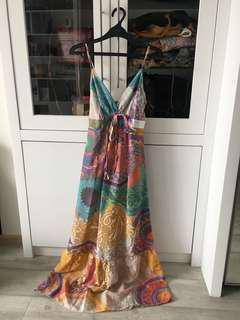 Multicolor Summer Dress