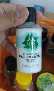 Fuji Green Tea 60ml Body Lotion