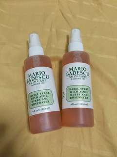 Mario Badescu Facial Spray with Aloe, Herbs and Rosewater #mcsbeauty