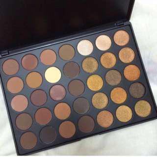 Morphe 35R Get, Set, Gold! Palette #mcsbeauty