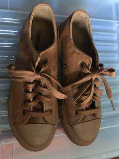 Authentic Converse Leather