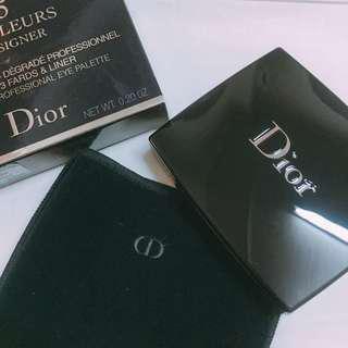 🚚 Dior眼影 5COULEURS designer