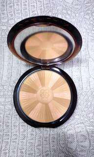 全新Guerlain 陽光美肌三色彩妝粉