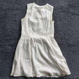 Uniqlo Lace Dress