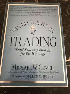 The Little Book of Trading - Trend Following Strategy for Big Winnings by Michael W. Covel