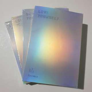 WTS - BTS LOVE YOURSELF: ANSWER Album Unsealed (no pc)