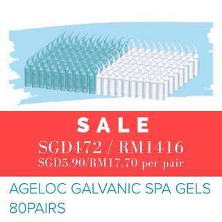 Nuskin Galvanic Spa Gels