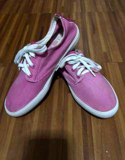 Original Lacoste Pink Sneakers