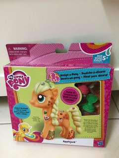 My Little Pony Designed a Pony Apple Jack