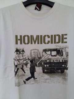 Kaos Band HOMICIDE LIMITED