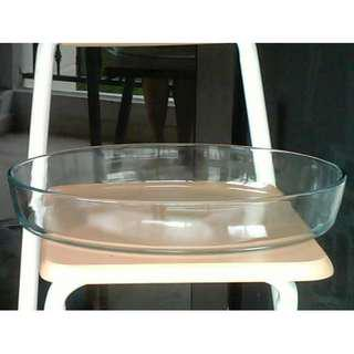 Pyrex Large Glass Dish Bowl Oven Baking Oval Roaster