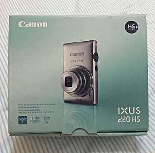 Canon ixus HS 220