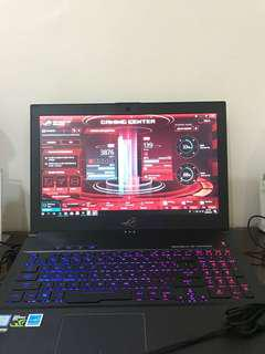 ASUS ROG GM501 thin and light gaming laptop