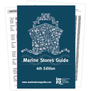 IMPA Marine Stores Guide 6th Edition Books