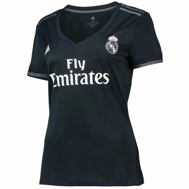 hot sale online 29f81 eef8f 18/19 Real Madrid Women and Kids Away Kit Jersey, Sports ...