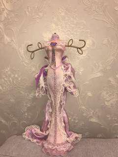 (促銷產品)公主妝首飾架