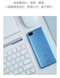 紅米6 藍色 3g+32g 現貨 限量1支 內建小愛 已灌谷歌。