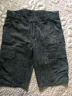 Bossini boys cargo shorts