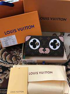 ⚠️SALE⚠️ Louis Vuitton Limited Edition Victorine Full Zip Wallet