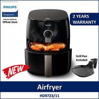 [BNIB] 2018 PHILIPS VIVA Air Fryer HD9723/11 with 2 yr warranty