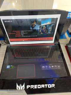 Laptop Acer Gaming Nitro 5 AN515-52 Baru (Cicilan Tanpa Kartu kredit 3 Menit)