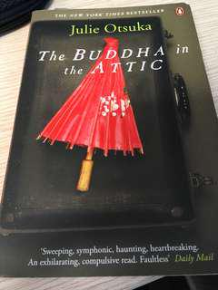 The buddha in the attic #blessing
