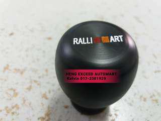 Ralli///Art Sport Racing Attitude Gear Knob